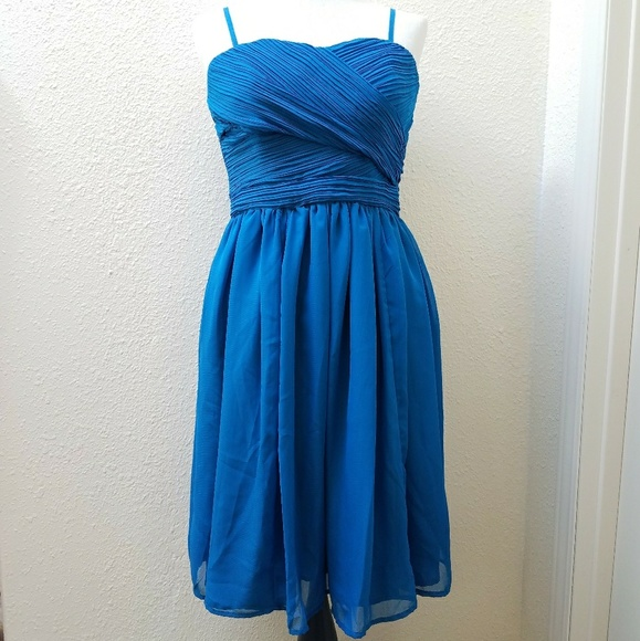 Dresses Dark Teal Formal Dress Removable Straps Sz 6 Poshmark